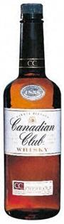 Canadian Club Canadian Whisky 1.00l
